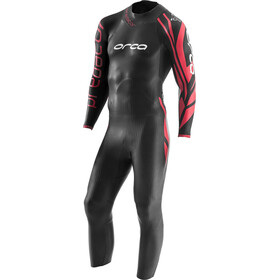 ORCA Predator Men red/black